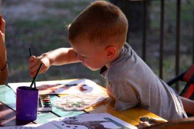 Selber machen stärkt Kinder