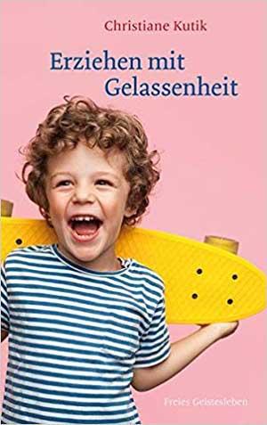 Cover Buch: Erziehen mit Gelassenheit